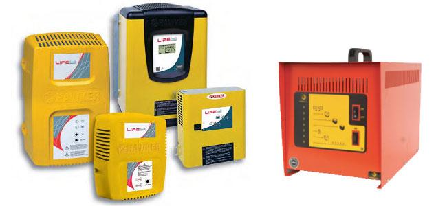 зарядное устройство powergen инструкция