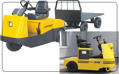 Тяговые аккумуляторы для тракторов