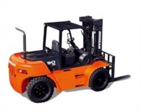 Electro Forklift Doosan